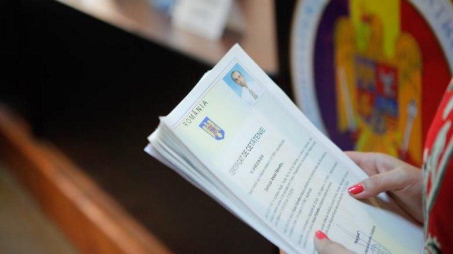 Circa un sfert din cetățenii Republicii Moldova au primit cetățenia română, iar procentul ar putea ajunge la o treime