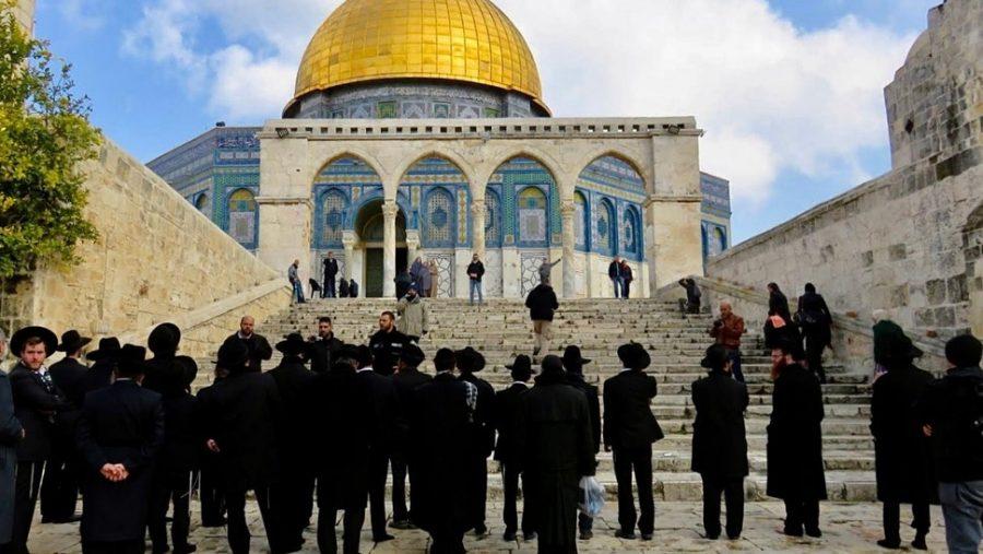 Muntele Templului este cel mai sacru loc al religiei iudaice și așa a fost întotdeauna