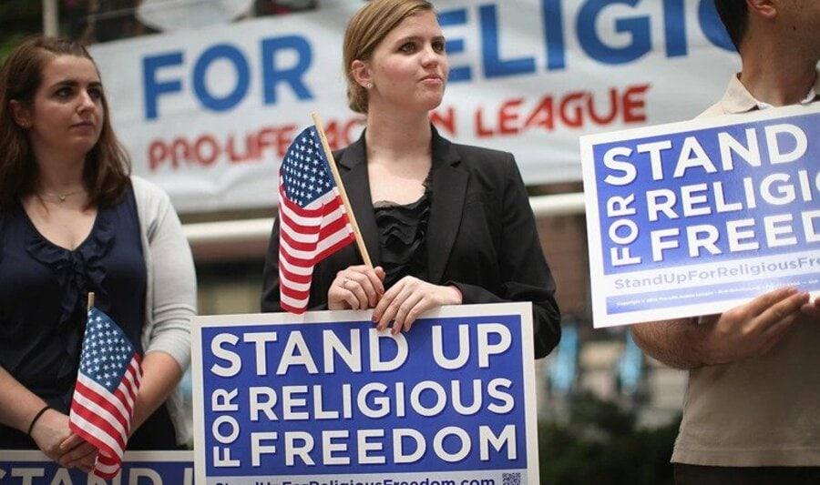 """Sondaj: 82% dintre americani consideră că libertatea religioasă este esențială pentru o """"societate americană sănătoasă"""""""