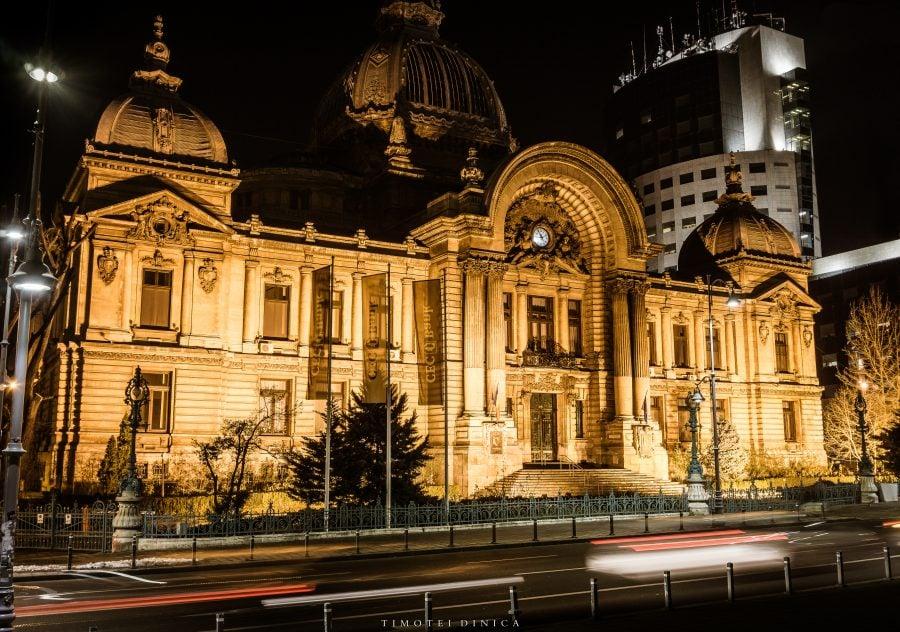 """13 locuri care demonstrează că Bucureștiul este """"Micul Paris al Estului"""""""