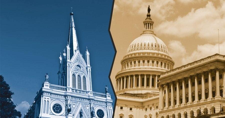 Poate decide guvernul pe cine să angajeze o Biserică?