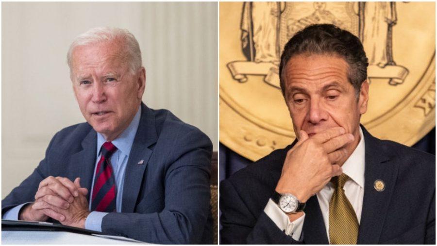 Biden îi cere Guv. Cuomo (NY) să demisioneze în urma acuzațiilor de hărțuire sexuală