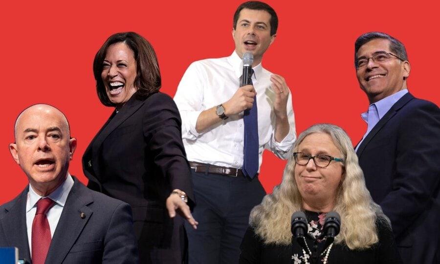 """10 dintre cei mai radicali candidați propuși de """"moderatul"""" Biden"""