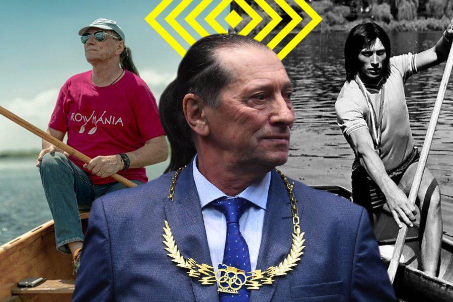 Multiplul campion olimpic la canoe Ivan Patzaichin a murit la vârsta de 71 de ani