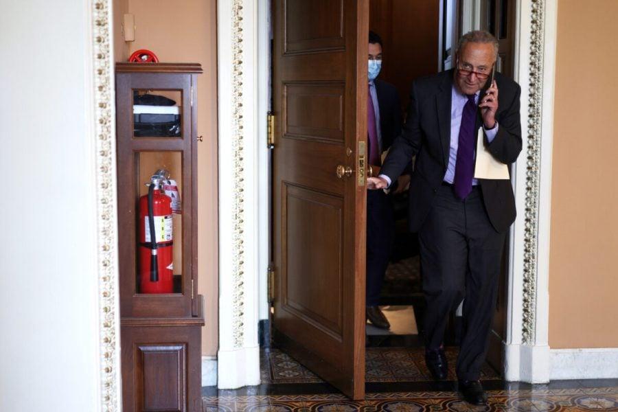 A doua încercare a Democraților de a include amnistia imigranților ilegali în planul bugetar a eșuat