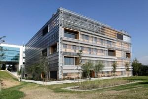 El nou edifici de l'ICP. Fotografia: Jordi Pareto