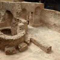 3. Vista de les termes Romanes de Sant Boi de Llobregat