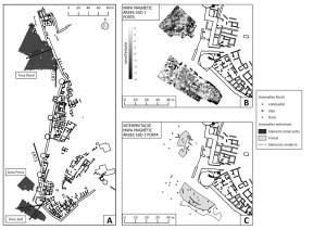Prospecció magnètica i interpretació al sector del fossat situat a la porta 1 i al sector sud-oest del Puig de Sant Andreu