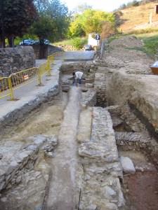 Vista general de l'excavació de la campanya 2016