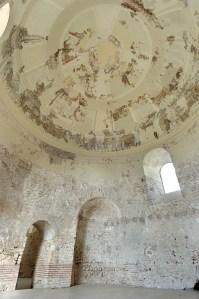 Cúpula de la vil·la romana de Centcelles (Constantí, Tarragonès)