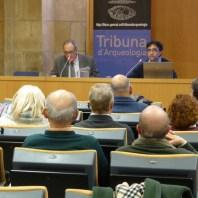 Sessió de la Tribuna d'Arqueologia de l'11 de gener de 2017