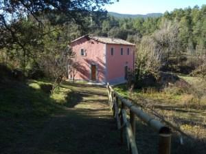 Ecomuseu de la Vall d'Ora (Navès, Solsonès)