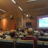 Sessió de la Tribuna d'Arqueologia del 17.5.2017