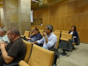 """Sessió de la Tribuna d'Arqueologia del 31 de maig de 2017 """"El projecte Capçanes, de la documentació a la recuperació de la lectura de l'art rupestre"""""""