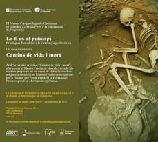 """invitació de l'exposició """"La fi és el principi"""" al MAC-Barcelona"""