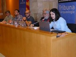 Sessió de la Tribuna d'Arqueologia del 7.2.2018
