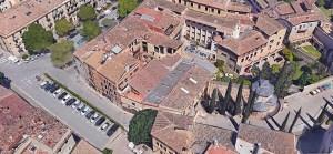 1. Ubicació del jaciment. Imatge: Google Earth Pro