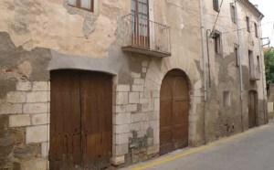 Casa sobre el Call de Castelló d'Empúries
