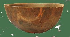 5: Detall de la peça ceràmica de tipus Montboló
