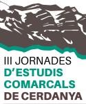 Logo de les III Jornades d'Estudis Comarcals de Cerdanya – Memorial Oriol Mercadal