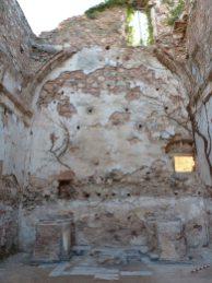 Altar de la Sala Capitular. Foto: Josep M. Vila