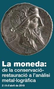 La moneda: de la conservació-restauració a l'anàlisi metal·logràfica