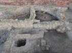 2. Bastió i trull. Fotografia: Equip Coll del Moro de Gandesa.