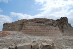 1. Torre oest del castell de Segur. Fotografia: Eduard Píriz