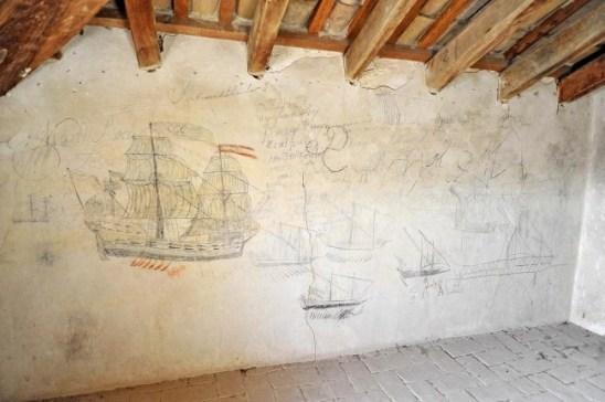 1. Castell de Cubelles. Fotografia: SPAL (Servei de Patrimoni Arquitectònic Local de la Diputació de Barcelona)