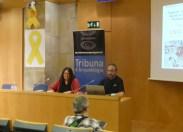 1. Sessió del 19 de juny de 2019 de la Tribuna d'Arqueologia. Fotografia: Magí Miret