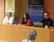 4. Sessió del 19 de juny de 2019 de la Tribuna d'Arqueologia. Fotografia: Magí Miret