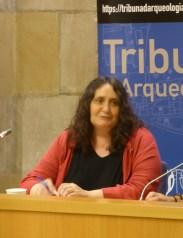 2. Sessió del 19 de juny de 2019 de la Tribuna d'Arqueologia. Fotografia: Magí Miret