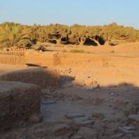 4. Área excavada del nuevo sector de la ciudad de Palaikastro (1). Fotografia: Alexandra Livarda