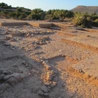 5. Área excavada del nuevo sector de la ciudad de Palaikastro (2). Fotografia: Alexandra Livarda