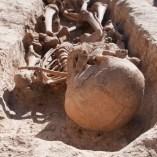 3. Detall d'un dels soldats recuperats a Pernafeites. Fotografia: Iltirta Arqueologia