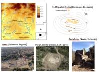 Comparativa de Sant Miquel de Sorba (Montmajor) amb altres jaciments amb restes romanorepublicanes