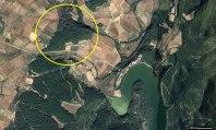 Situació de la Timba de Sta. Bàrbara