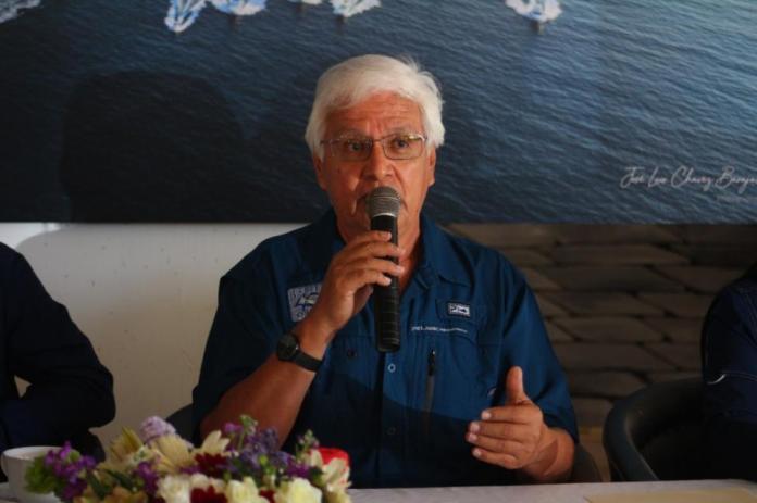 Success story sport fishing tournaments: Clicerio Mercado