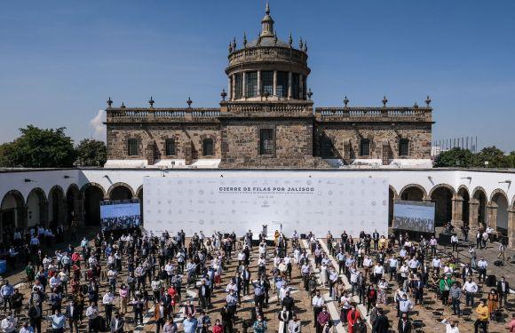 Cierran filas por Jalisco frente al presupuesto del gobierno federal