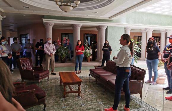 Reactivación económica e impulso al turismo serán prioridad para Marcela Padilla