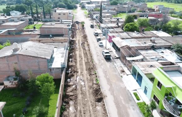 Arranca la segunda fase para la rehabilitación de la calle 4 de Septiembre del Tecuán