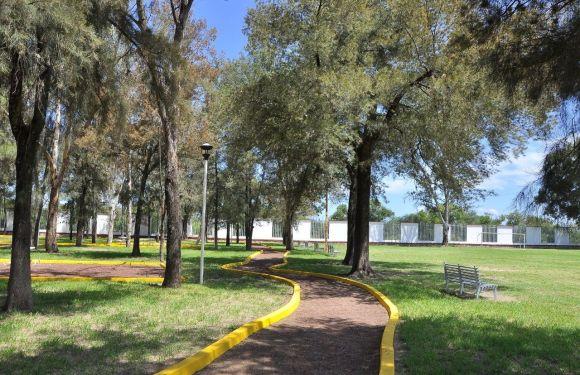 Rahabilitan instalaciones de la Unidad Deportiva Zarco Pedroza