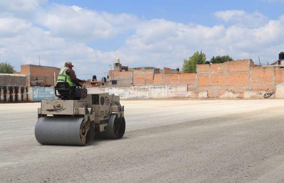 """Avanza proyecto de rehabilitación para el Centro Deportivo """"La Lagunita"""""""