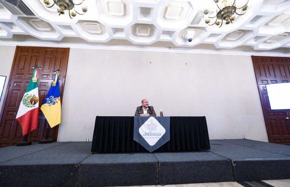 Asegura Enrique Alfaro que no hay conflicto con la Universidad de Guadalajara