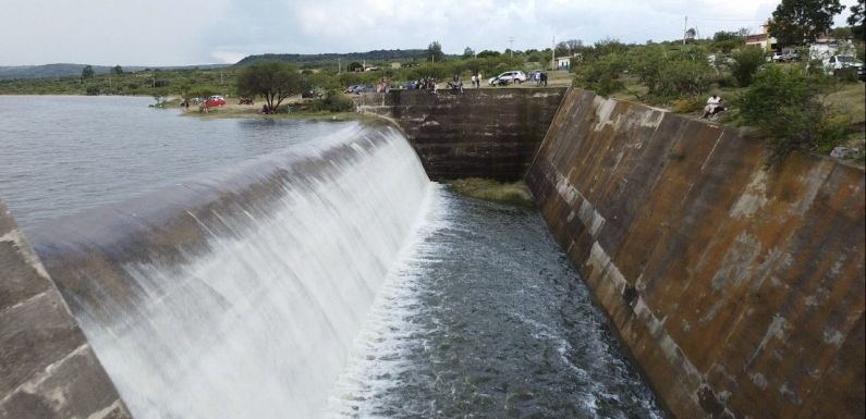 Protección Civil exhorta a mantener las medidas preventivas en las presas del municipio
