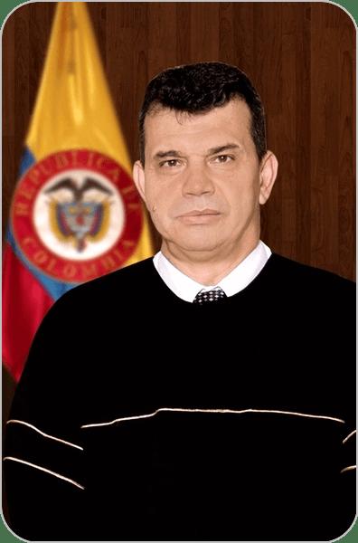 Mag. Gilberto Gálvis
