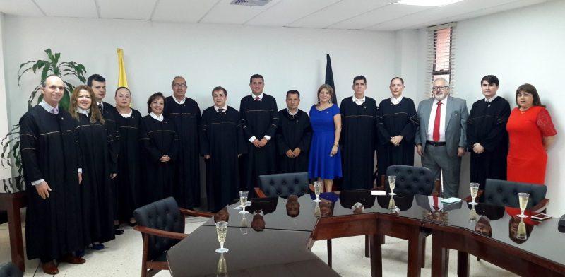 15. Magistrados TSC