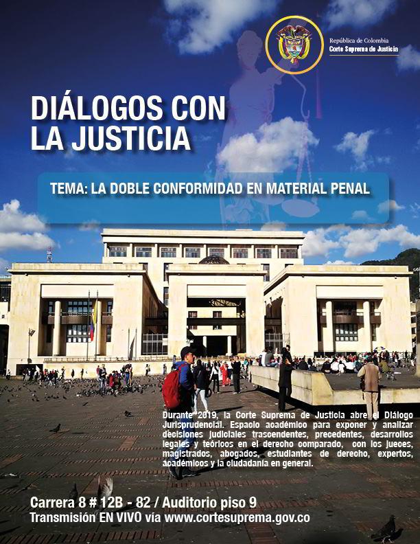 Diálogos con la CSJ-Julio2019