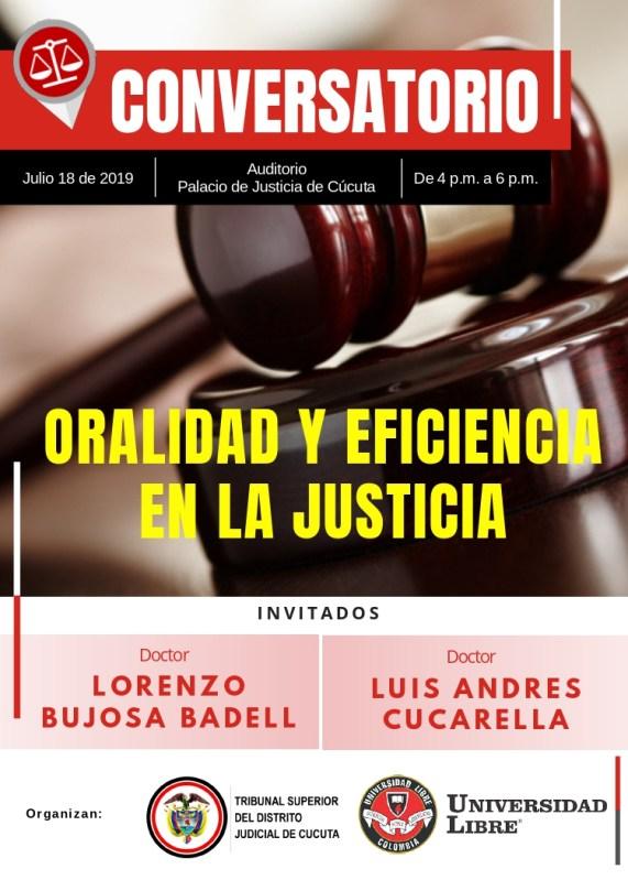 Conversatorio de Actualización Jurídica
