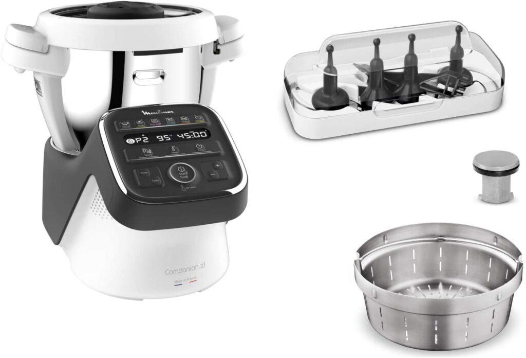 le robot cuiseur moulinex companion xl